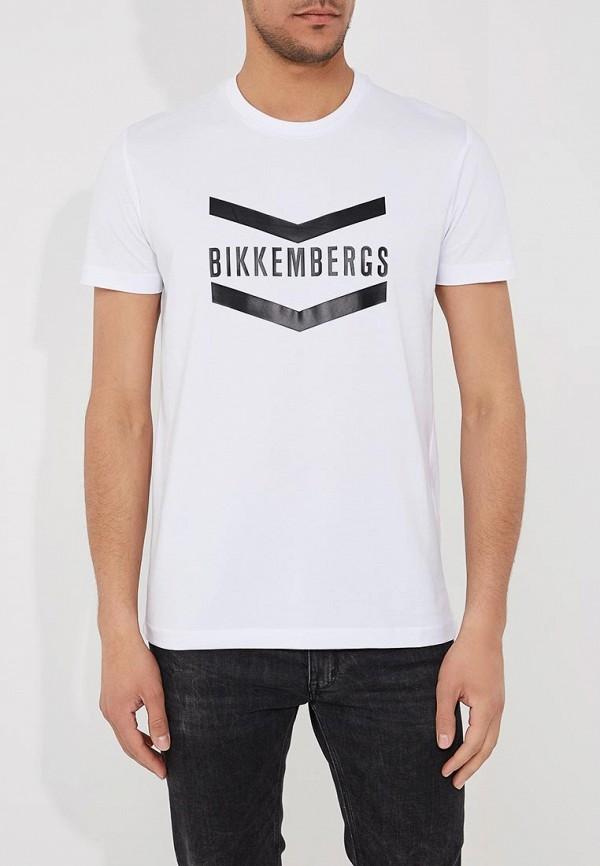 Футболка Bikkembergs Bikkembergs BI535EMAIYG0