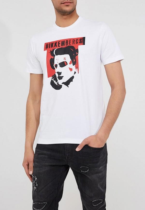 Футболка Bikkembergs Bikkembergs BI535EMAIYG1 футболка bikkembergs bikkembergs bi535emceff7