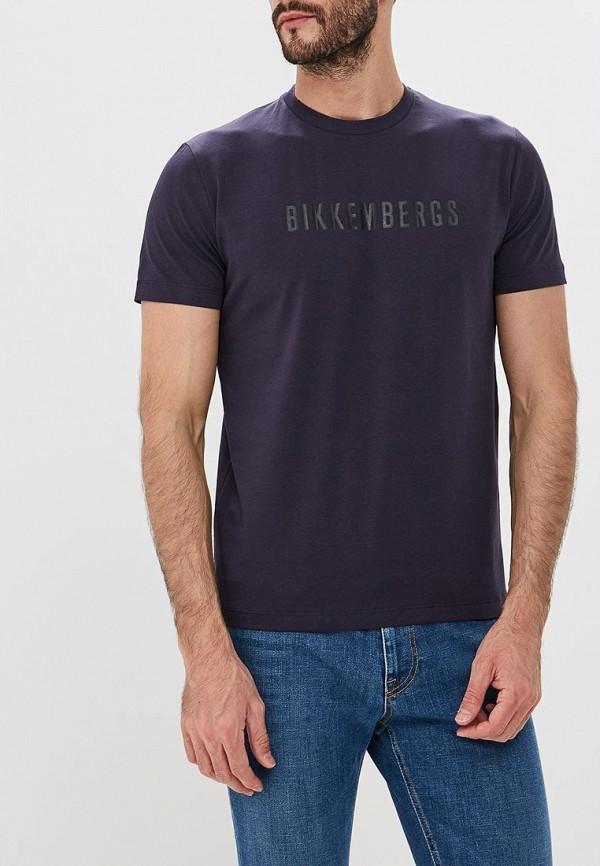 Футболка Bikkembergs Bikkembergs BI535EMCEFD9 футболка bikkembergs bikkembergs bi535emceff7