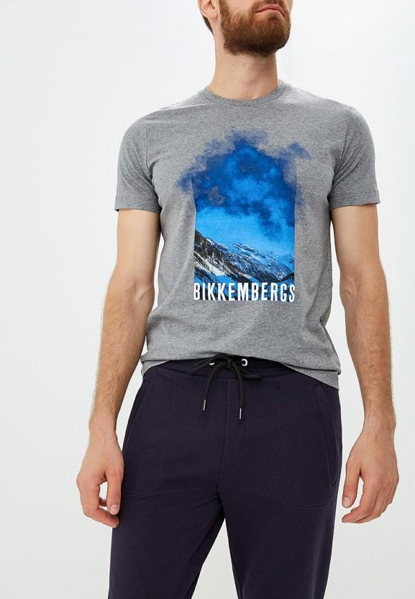 Футболка Bikkembergs Bikkembergs BI535EMCEFF1 футболка bikkembergs bikkembergs bi535emceff7