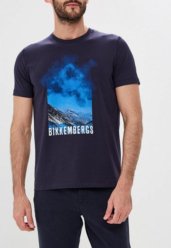 Футболка Bikkembergs Bikkembergs BI535EMCEFF2 футболка bikkembergs bikkembergs bi535emceff7