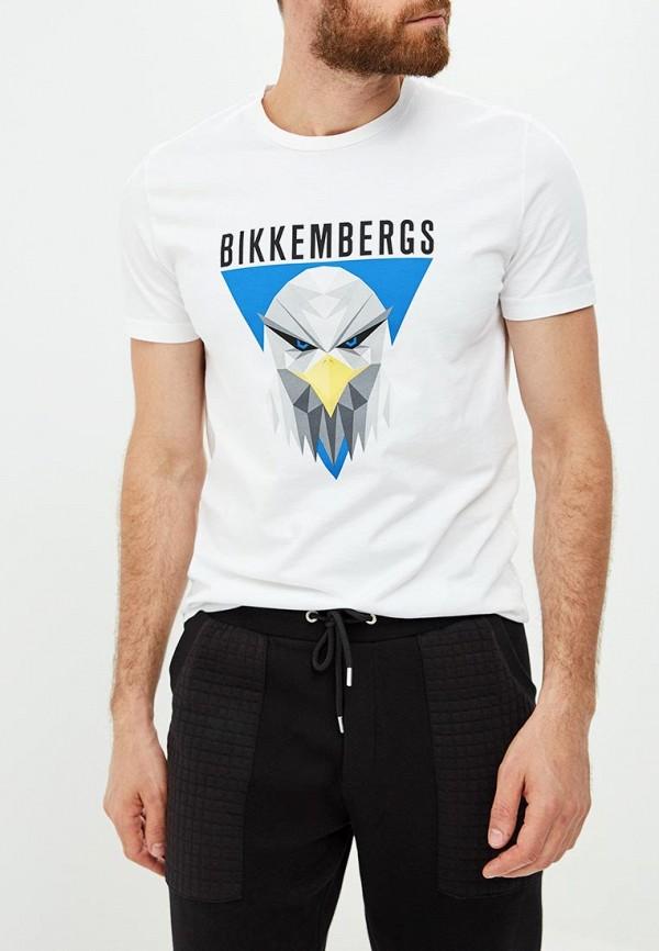 Футболка Bikkembergs Bikkembergs BI535EMCEFF3 футболка bikkembergs bikkembergs bi535emceff7
