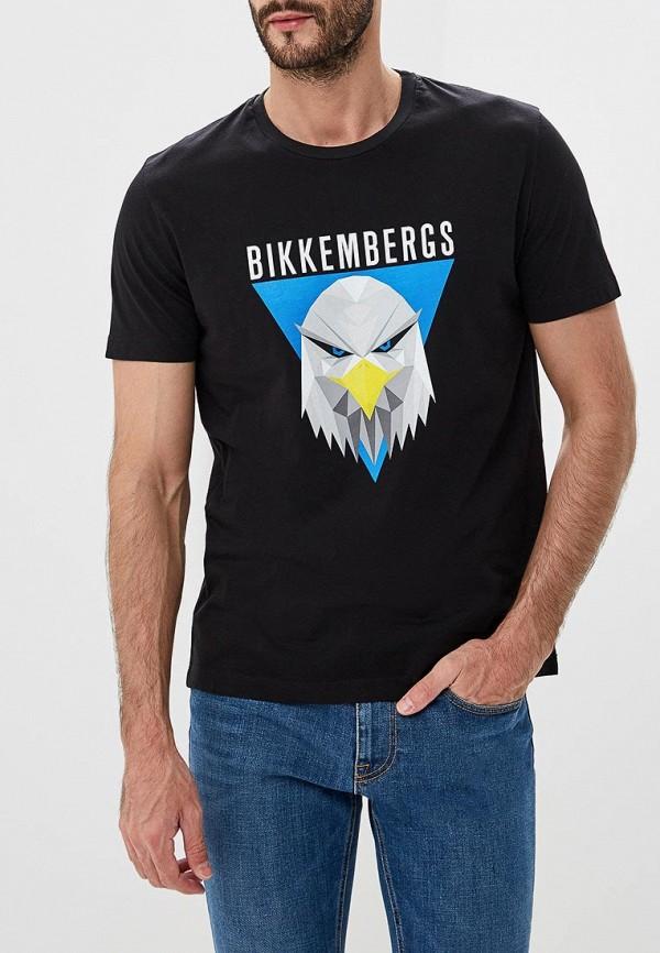 Футболка Bikkembergs Bikkembergs BI535EMCEFF4 футболка bikkembergs bikkembergs bi535emceff7