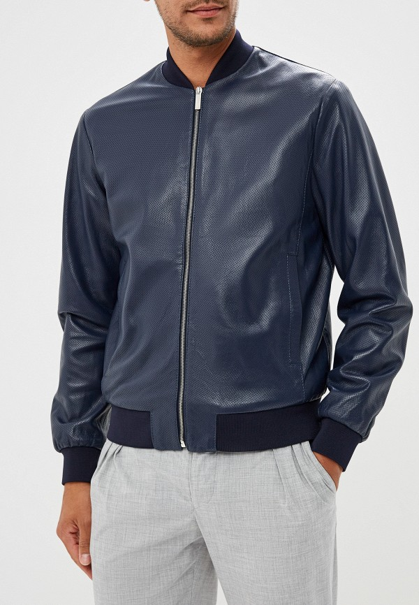 Куртка кожаная Bikkembergs Bikkembergs BI535EMEKQM7