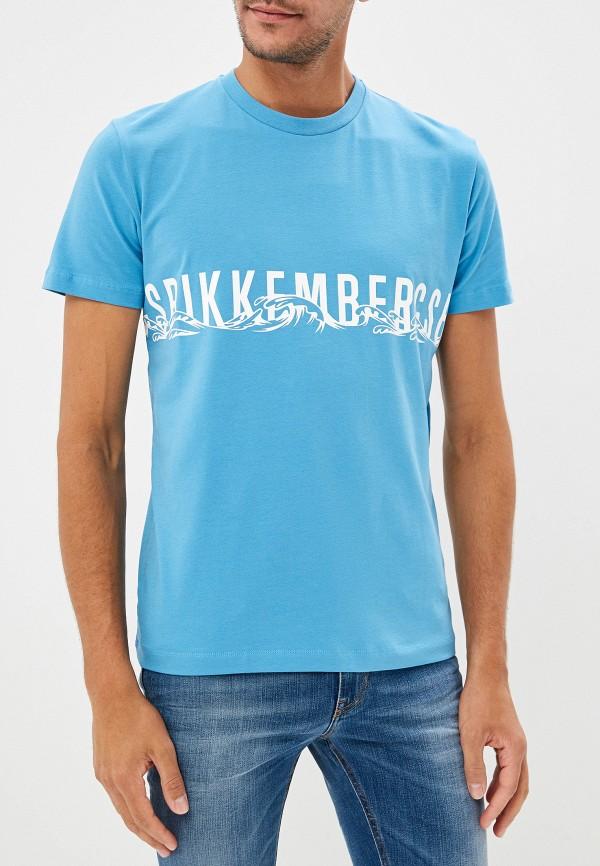 цены на Футболка Bikkembergs Bikkembergs BI535EMEKQT6  в интернет-магазинах
