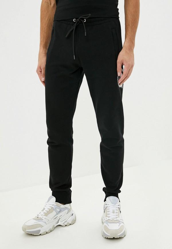 мужские спортивные брюки bikkembergs, черные