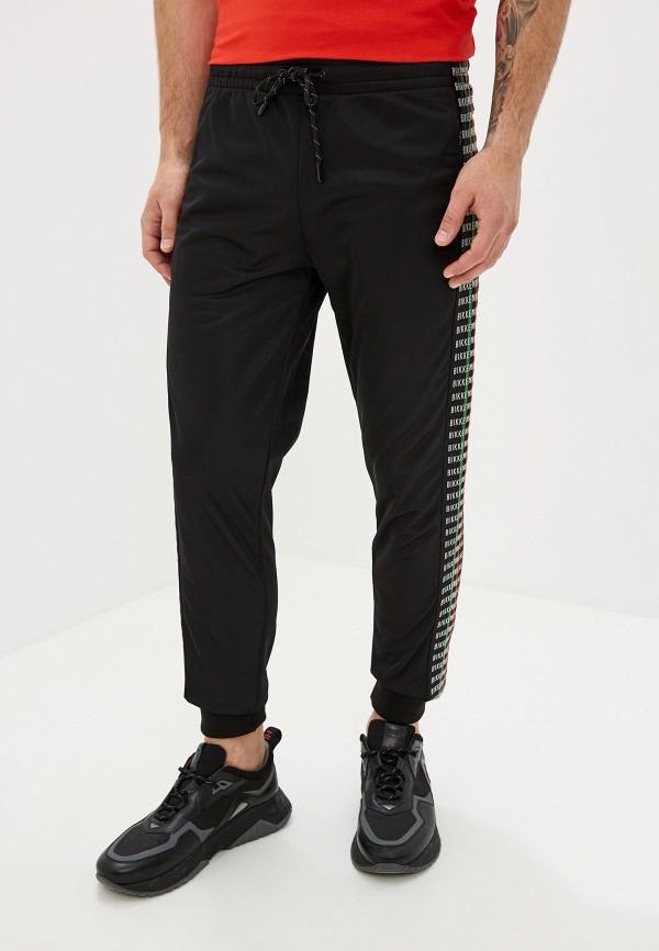 мужские спортивные спортивные брюки bikkembergs, черные