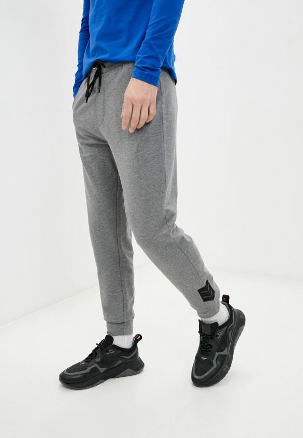 мужские спортивные брюки bikkembergs, серые