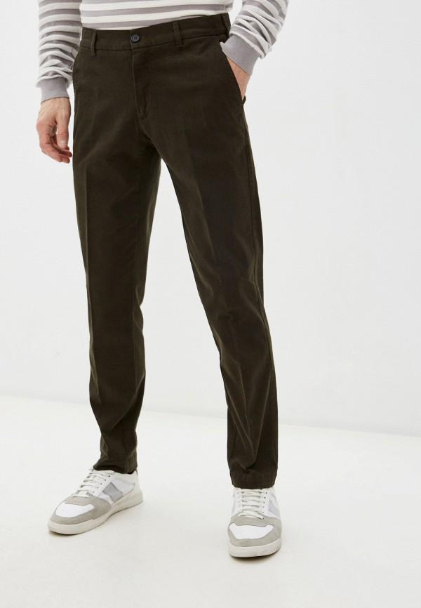 мужские повседневные брюки bikkembergs, хаки