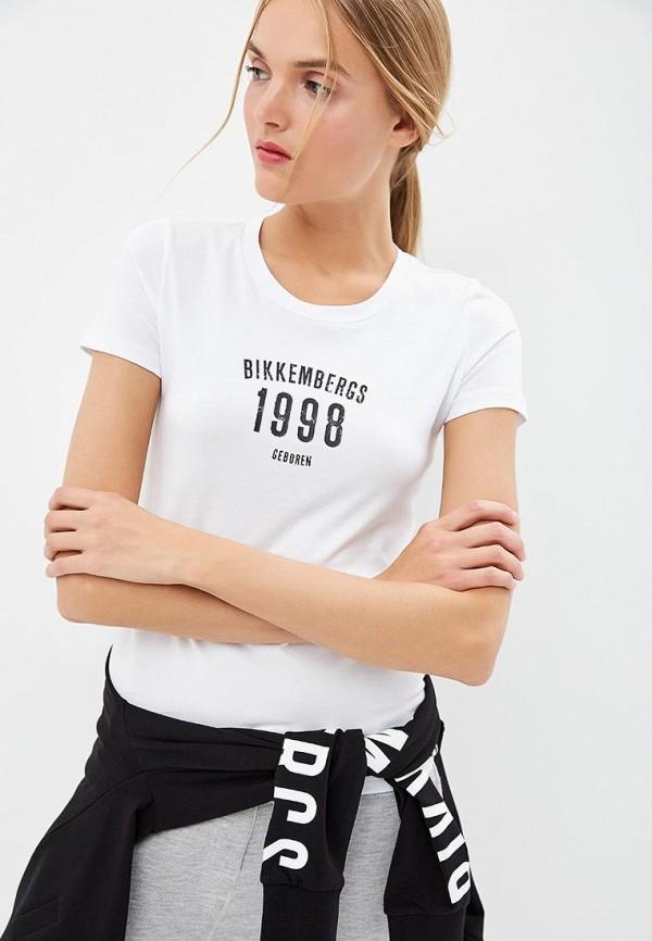 Футболка Bikkembergs Bikkembergs BI535EWCEFG4