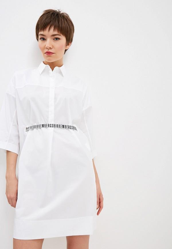 цены на Платье Bikkembergs Bikkembergs BI535EWEKQW0  в интернет-магазинах