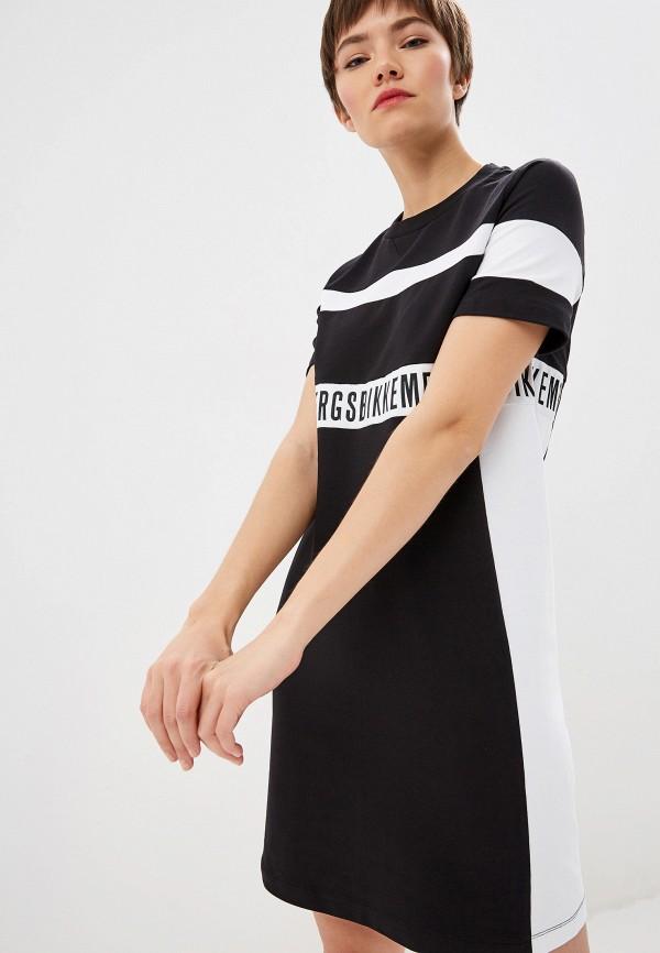 Платье Bikkembergs Bikkembergs BI535EWEKQW2 цена 2017
