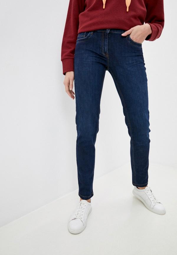 женские джинсы скинни bikkembergs, синие
