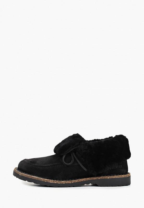 Ботинки Birkenstock Birkenstock Bakki Suede Black