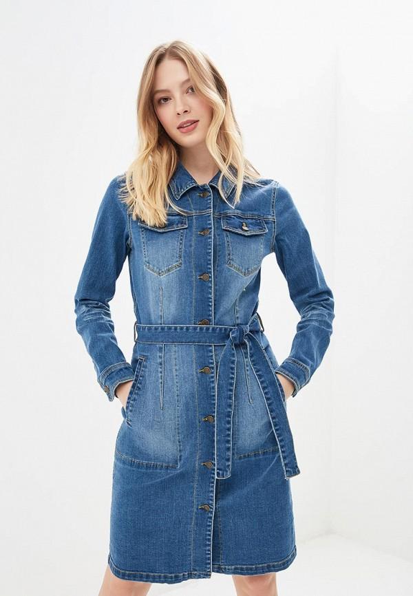Платье джинсовое BlendShe BlendShe 20202480