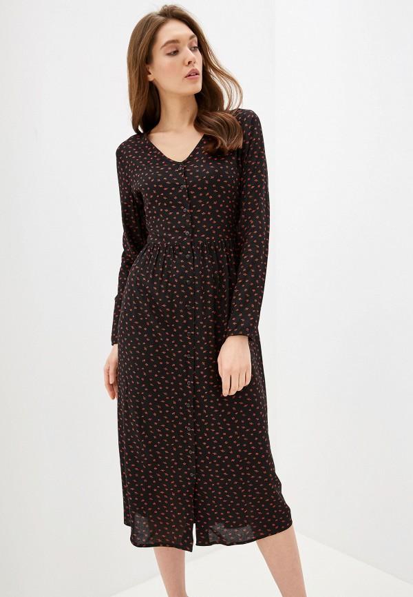 Купить Женское платье BlendShe черного цвета