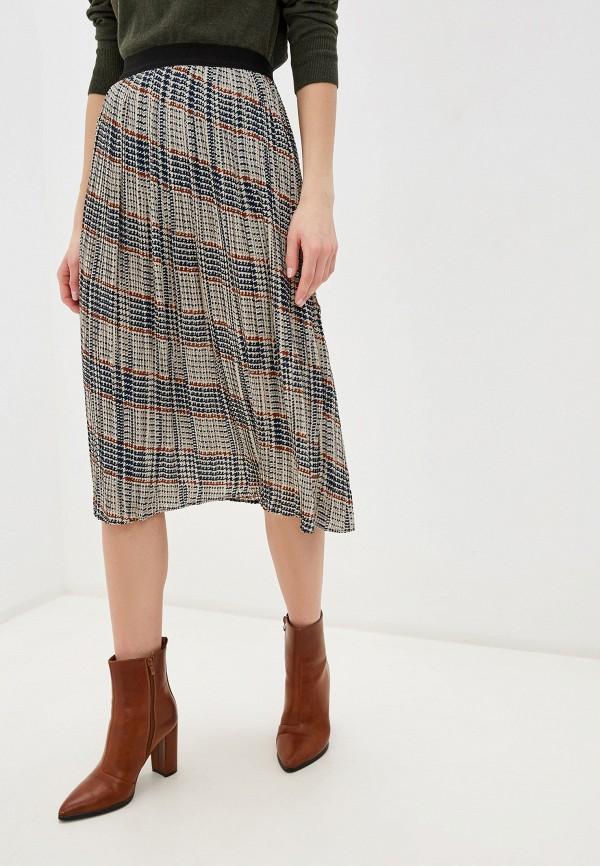 женская юбка blendshe, серая