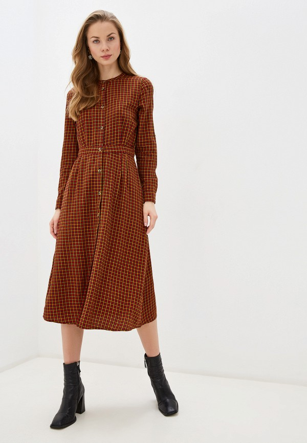 женское повседневные платье blendshe, разноцветное