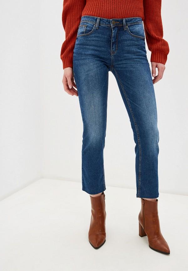 женские прямые джинсы blendshe, синие