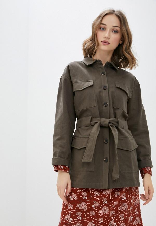 женская куртка blendshe, хаки