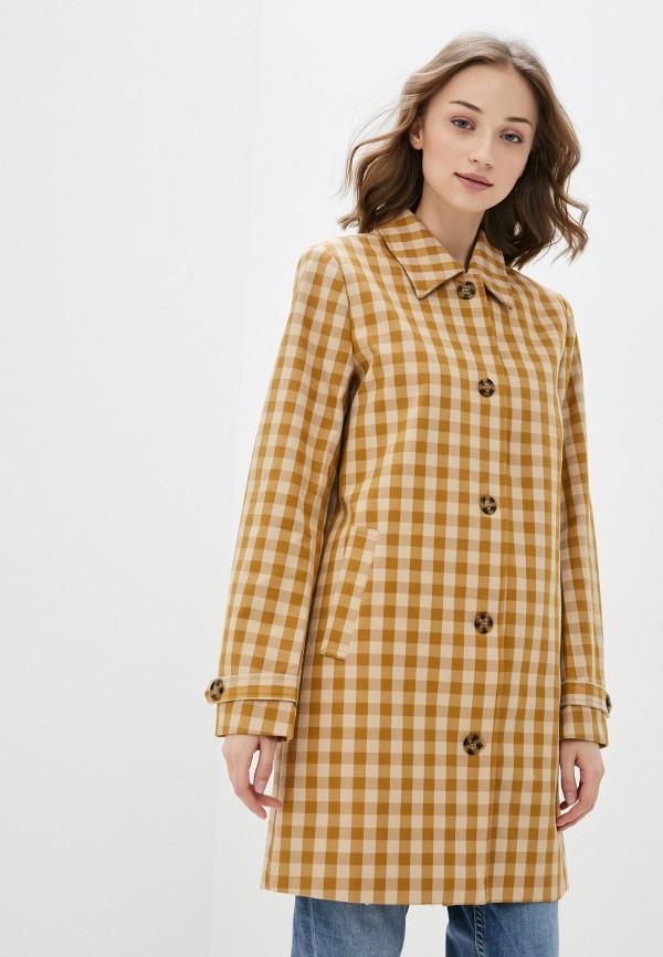 женское пальто blendshe, бежевое