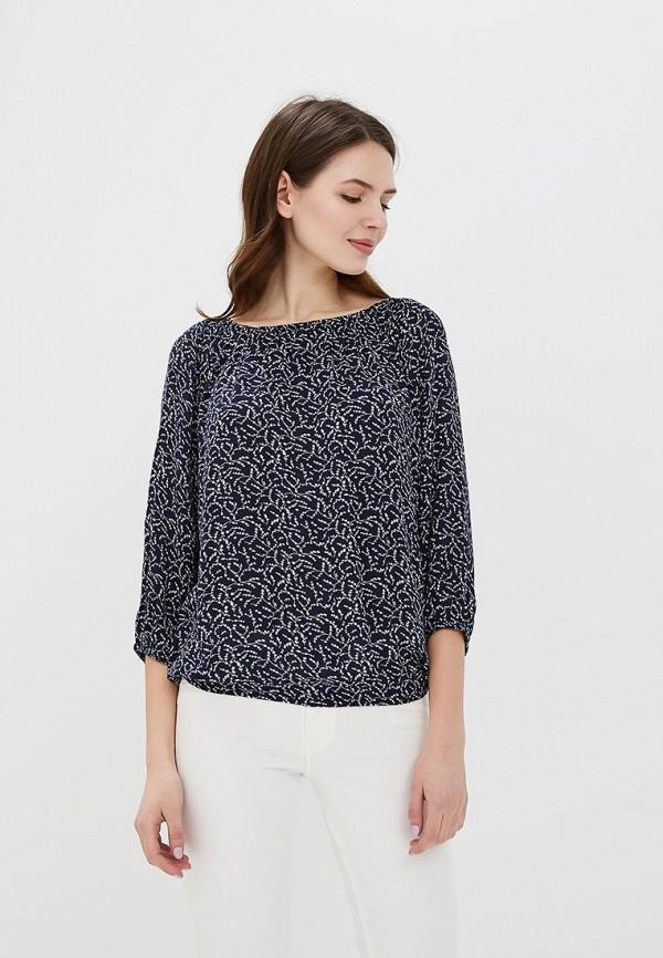 Купить Блуза BlendShe, BL021EWZQS40, синий, Весна-лето 2018