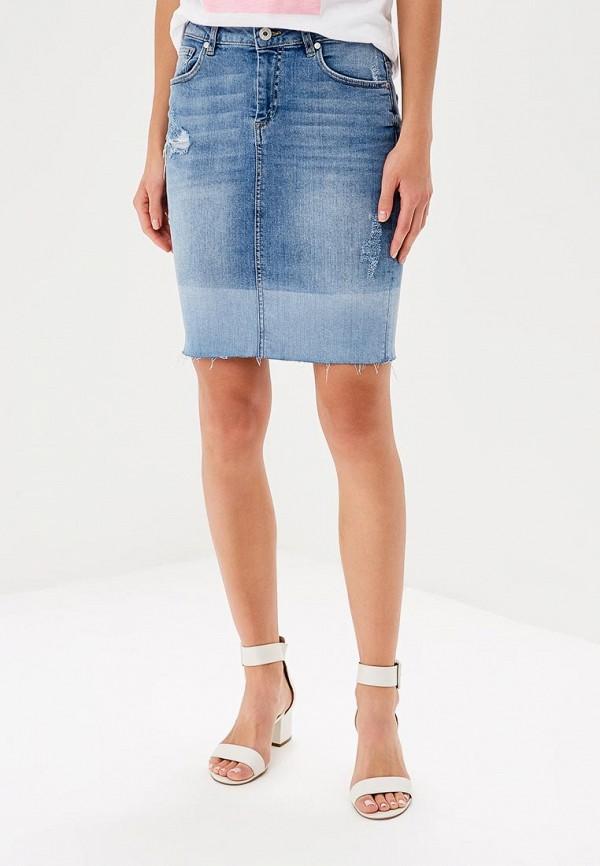цена на Юбка джинсовая BlendShe BlendShe BL021EWZQS50