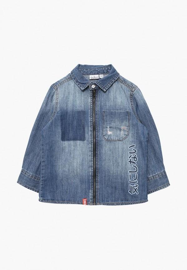 Рубашка джинсовая Blukids Blukids BL025EBAYOI9