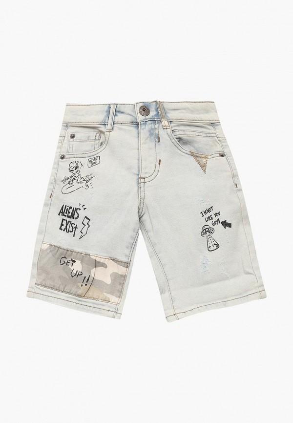 Шорты джинсовые Blukids Blukids BL025EBAYOL1 шорты blukids blukids bl025egayox3