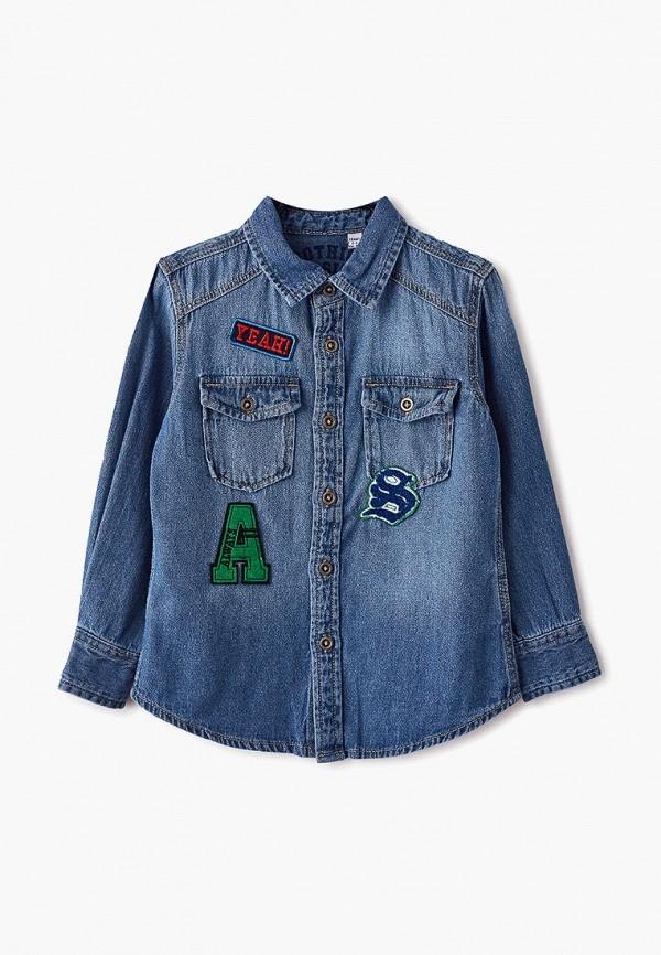 Рубашка джинсовая Blukids Blukids BL025EBCLDS2