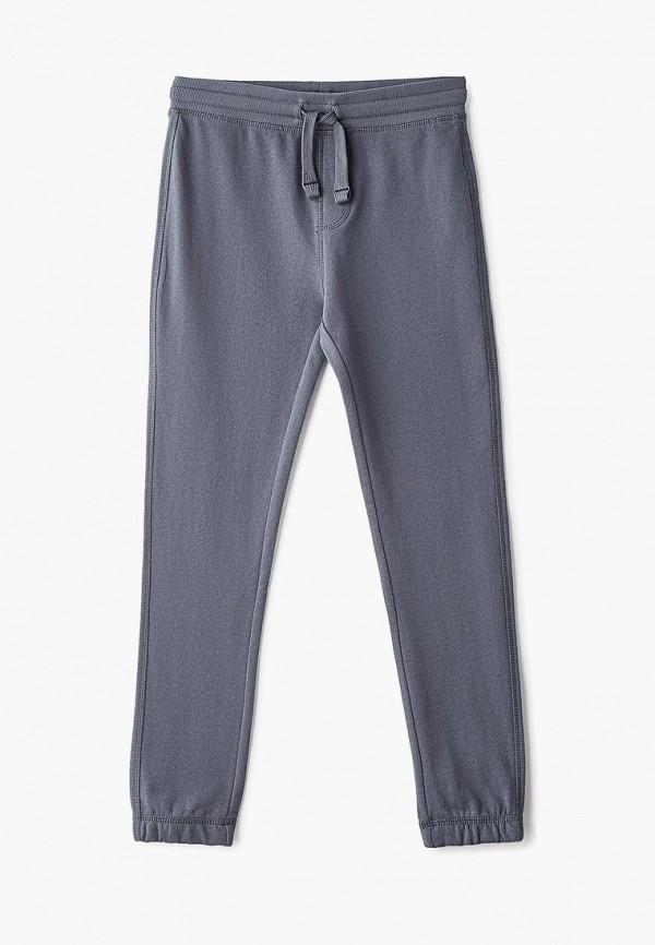 спортивные спортивные брюки blukids для мальчика, серые
