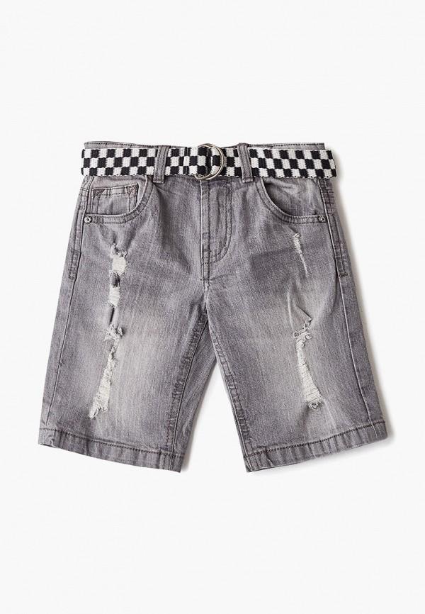 шорты blukids для мальчика, серые