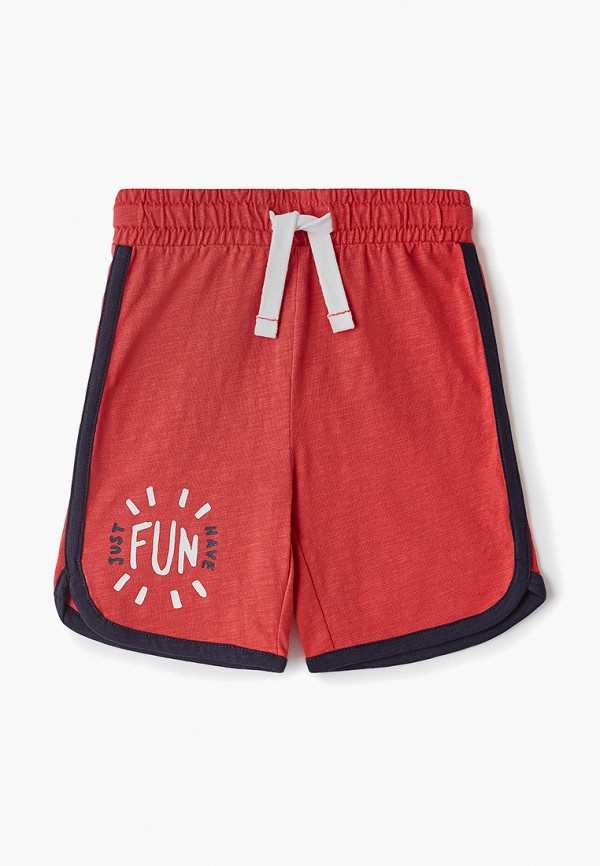 шорты blukids для мальчика, красные