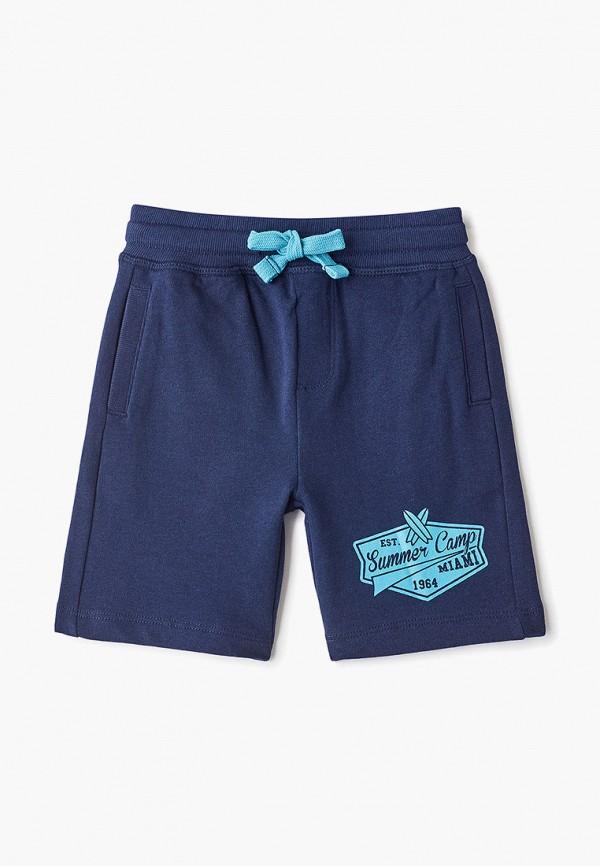 шорты blukids для мальчика, синие