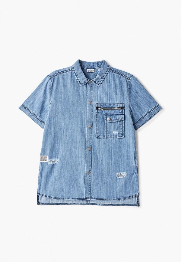 Рубашка джинсовая Blukids Blukids BL025EBENRC8 рубашка джинсовая blukids blukids bl025ebayoj1