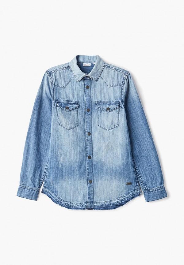 Рубашка джинсовая Blukids Blukids BL025EBENRQ8