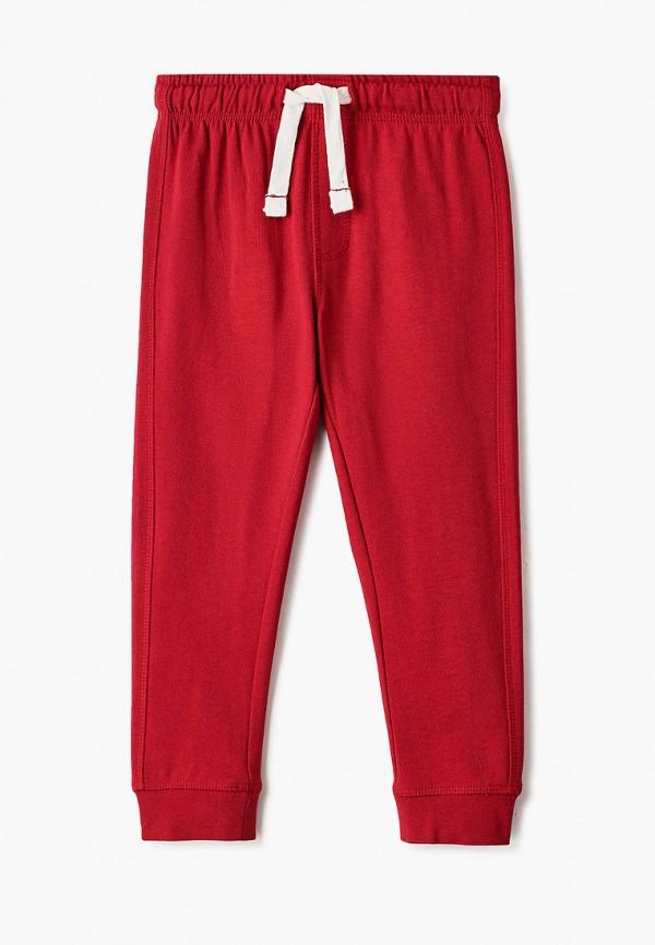 спортивные брюки blukids для мальчика, красные