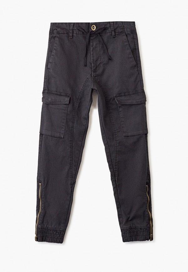 брюки blukids для мальчика, серые