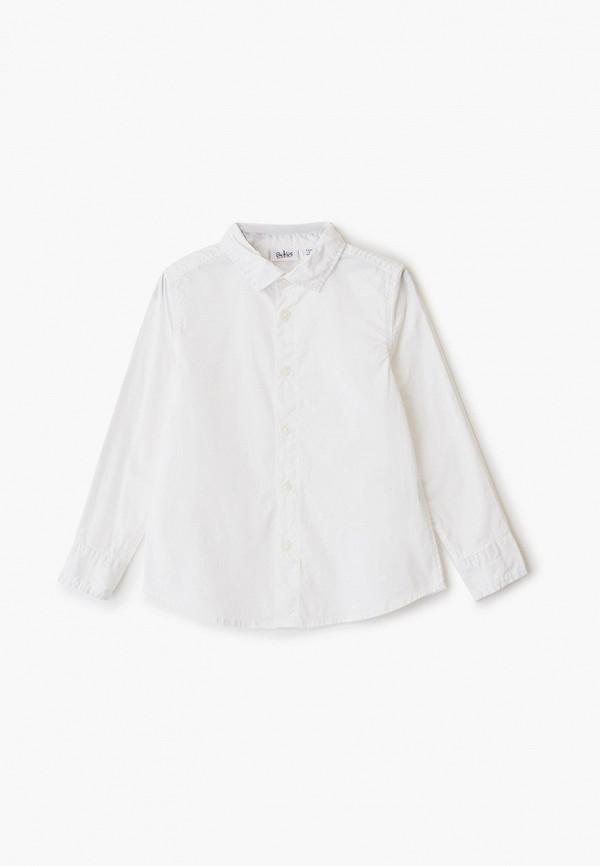 рубашка blukids для мальчика, белая
