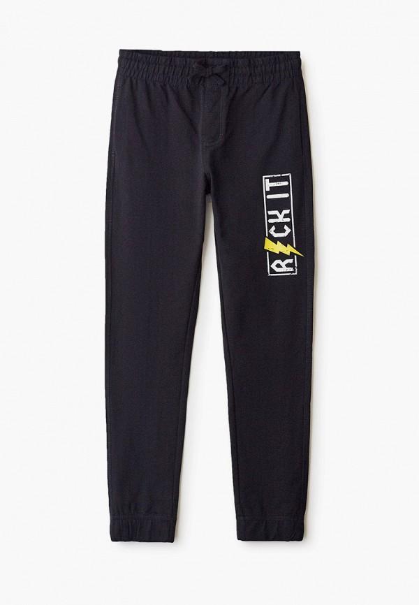 спортивные брюки blukids для мальчика, черные