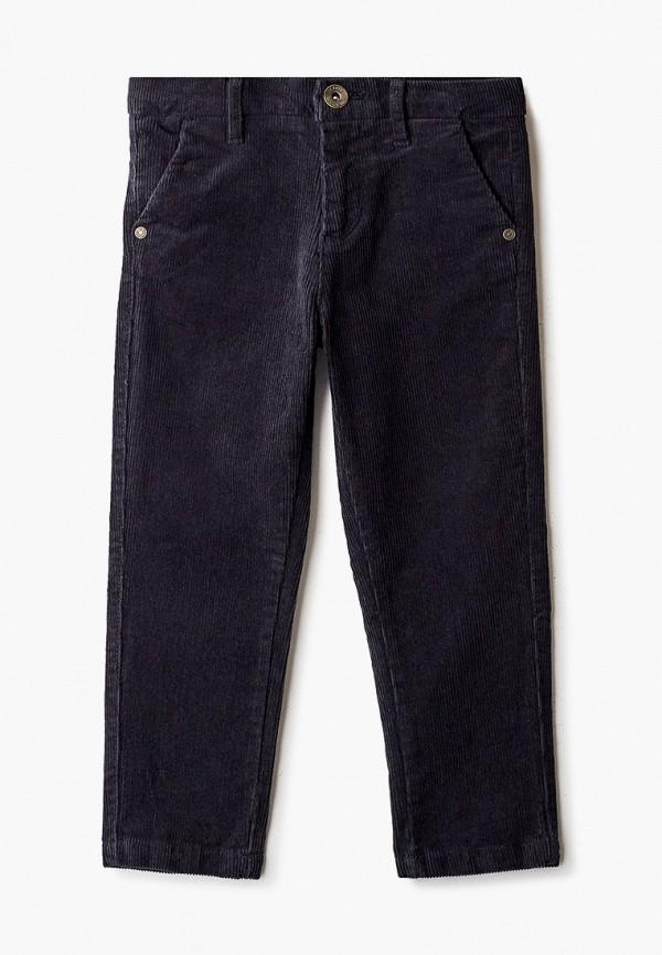 брюки blukids для мальчика, черные