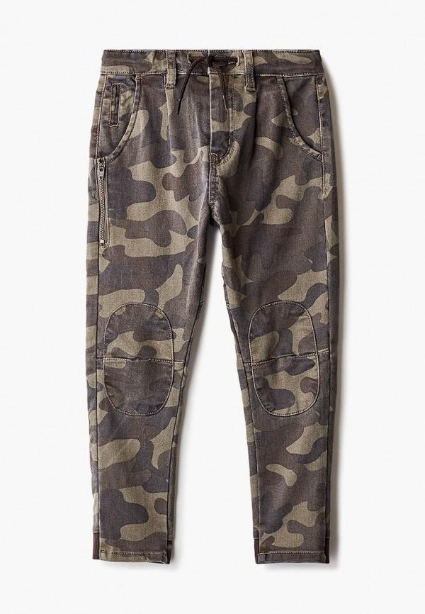 брюки blukids для мальчика, хаки