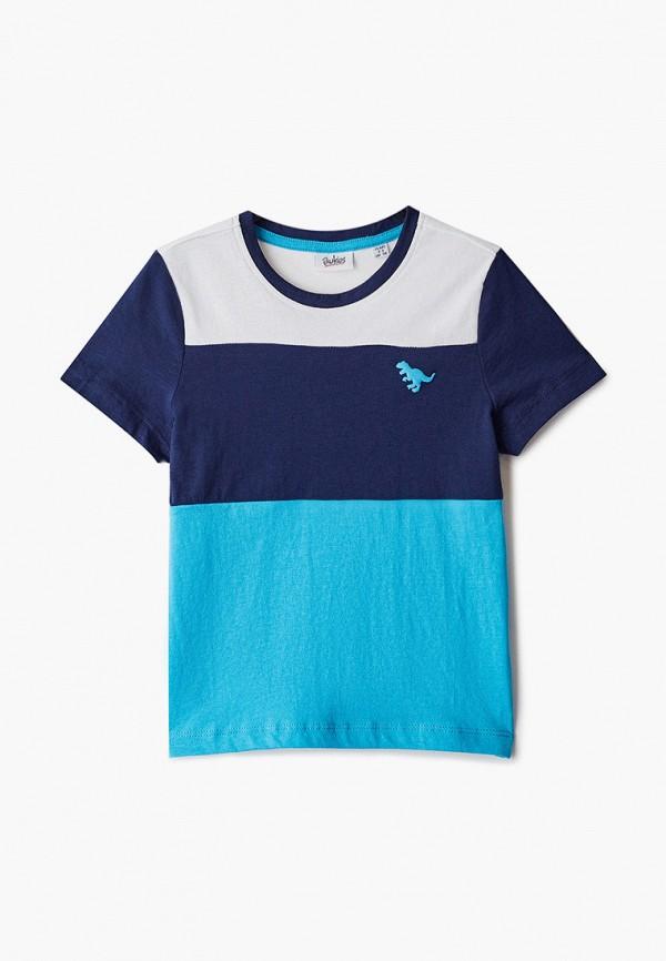 футболка с коротким рукавом blukids для мальчика, разноцветная