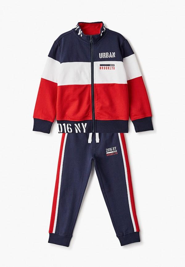 спортивный костюм blukids для мальчика, синий