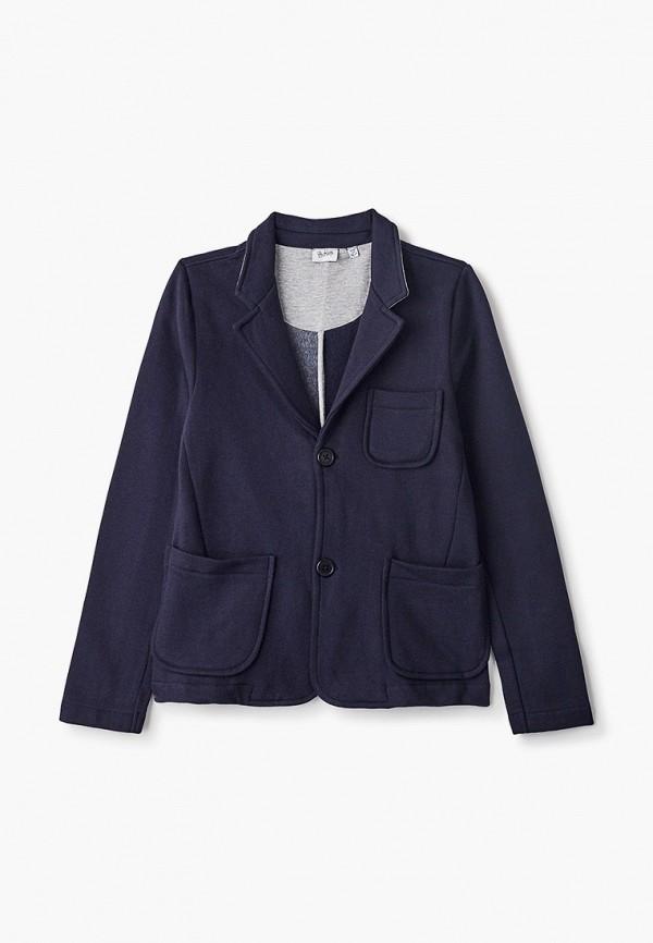 пиджак blukids для мальчика, синий