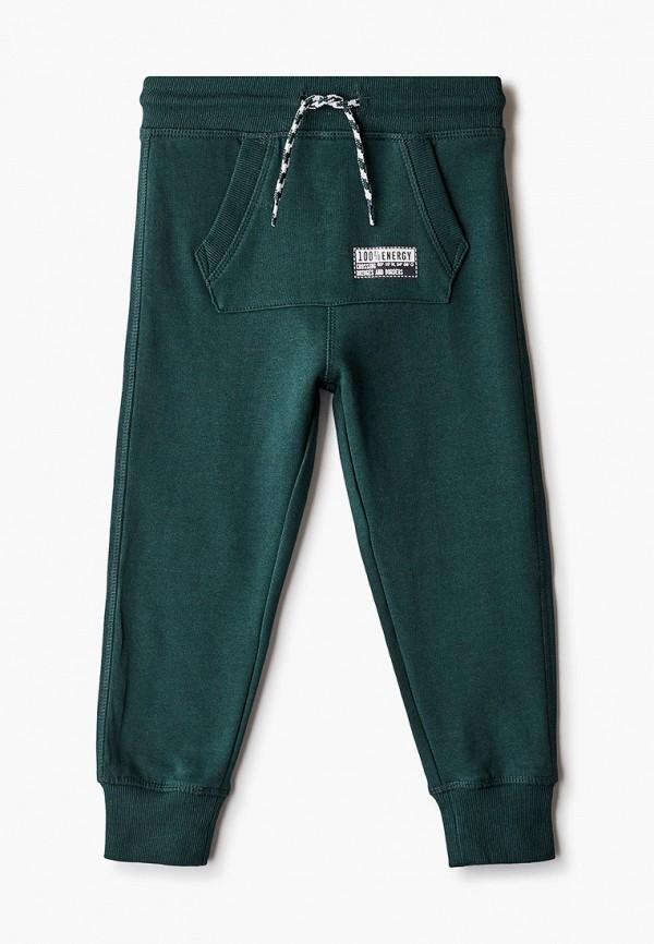 спортивные брюки blukids для мальчика, зеленые