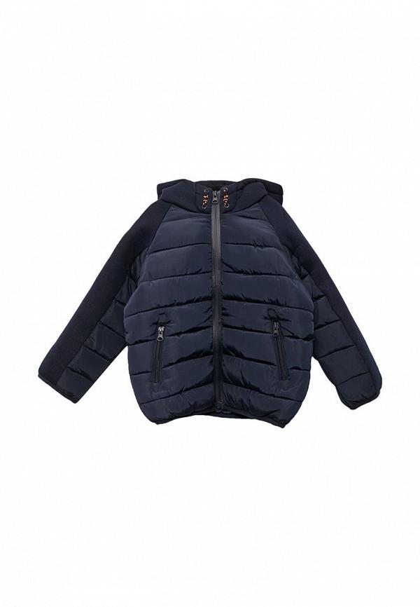 Купить Куртку утепленная Blukids синего цвета