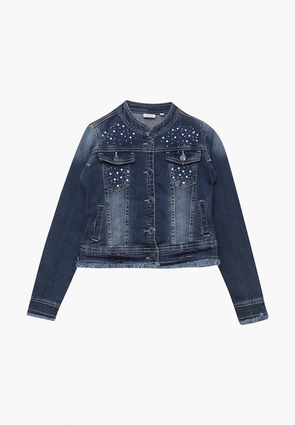 Куртка джинсовая Blukids Blukids BL025EGAYNH0 куртка blukids blukids bl025ebayne8