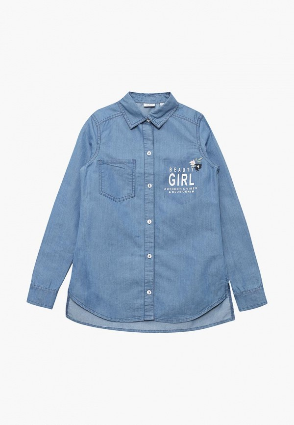 Рубашка джинсовая Blukids Blukids BL025EGAYOJ8