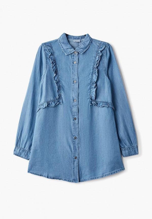 Рубашка джинсовая Blukids Blukids BL025EGCLDR3